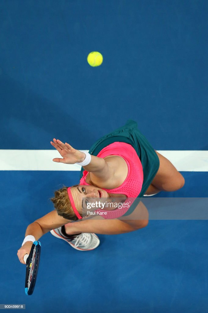 2018 Hopman Cup - Day 4