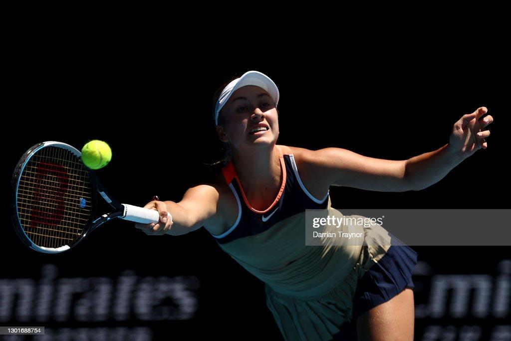 2021 Australian Open: Day 5 : News Photo