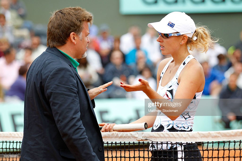 2010 French Open - Day Seven : ニュース写真