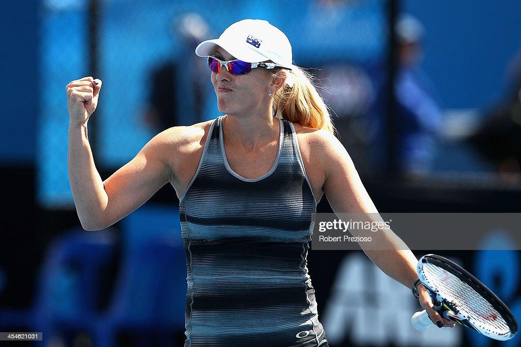 Australian Open 2014 Qualifying : News Photo