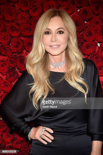 Anastasia Soare attends 2017 WWD Honors at The Pierre Hotel on October 24 2017 in New York City
