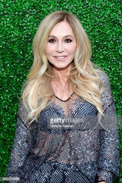 Anastasia Soare attends KKWxMario Dinner at JeanGeorges Beverly Hills on March 31 2018 in Beverly Hills California
