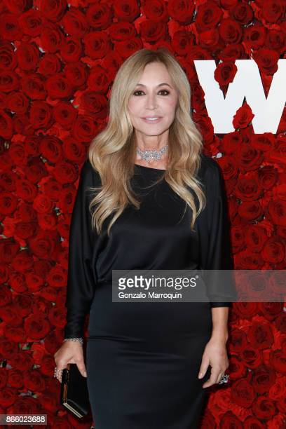 Anastasia Soare attends the 2017 WWD Honors at The Pierre Hotel on October 24 2017 in New York City