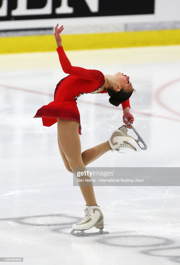 CAN: ISU Junior Grand Prix of Figure Skating - Richmond