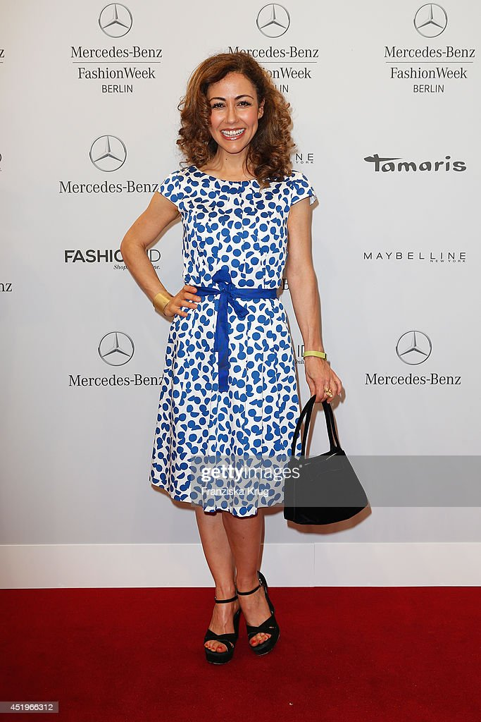 Laurel Arrivals - Mercedes-Benz Fashion Week Spring/Summer 2015