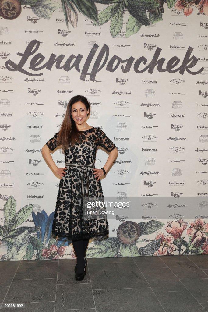 Arrivals - Lena Hoschek Fashion Show Berlin