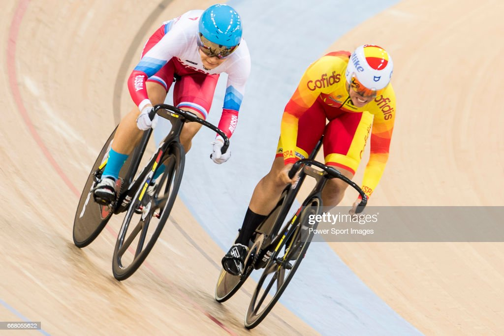 2017 UCI World Cycling - Day Two : ニュース写真