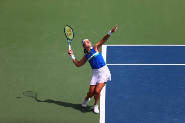 ARE: Dubai Duty Free Tennis - Day Three