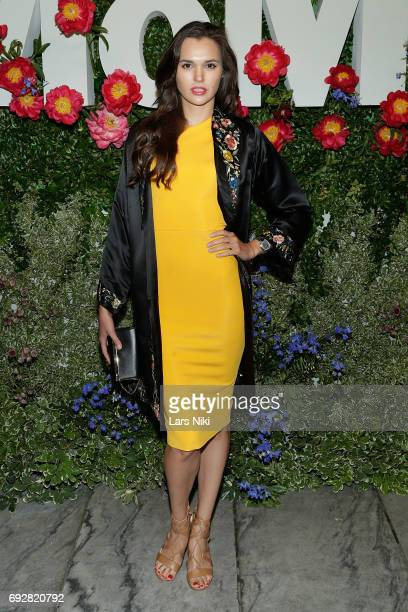 Anastasiya Siro attends The Museum of Modern Art's Party in the Garden at MOMA on June 5 2017 in New York City