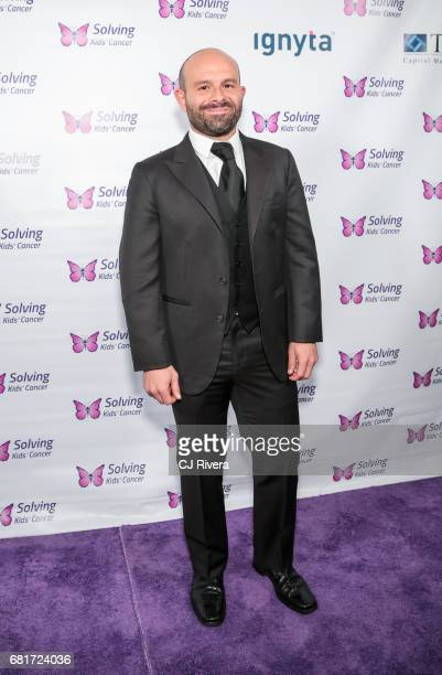 Anatol Yusef attends Solving Kids' Cancer Spring Celebration 10 Years of Hope and Healing at Mandarin Oriental New York on May 10 2017 in New York...