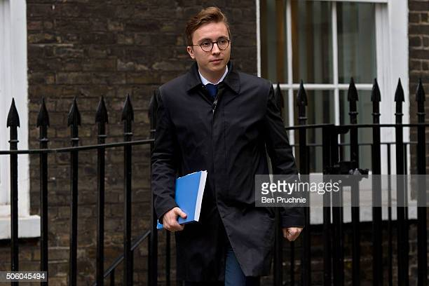 Anatoly Litvinenko departs Matrix Chambers after receiving the results of the inquiry into the death of his father Alexander Litvinenko on January 21...