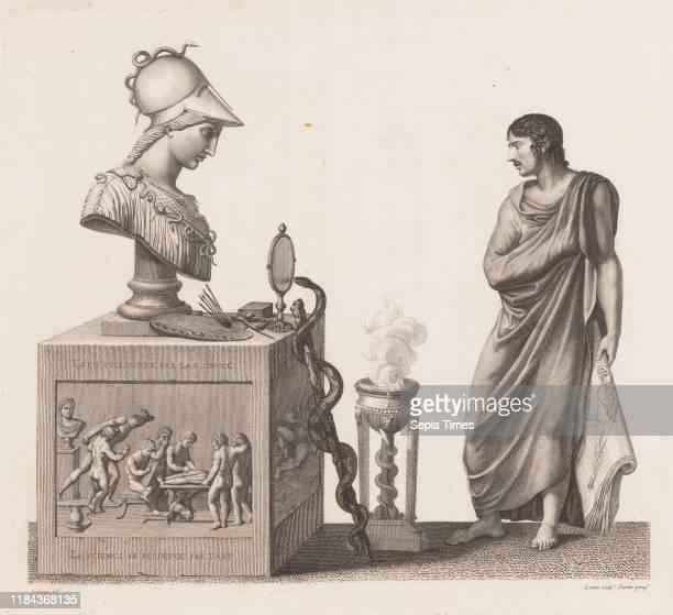 Anatomie du gladiateur combattant applicable aux beaux arts, ou Traite des os, des muscles, du mecanisme de mouvemens, de proportions et des...