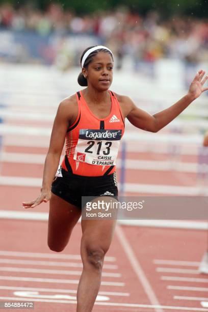 Anay TEJEDA - - 110 metres haies - Meeting de Sotteville 2008 - Lagardere Athle Tour,