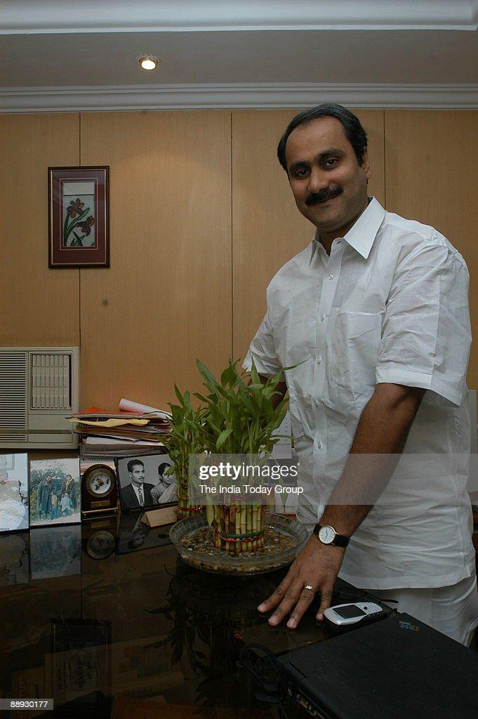 Anbumani Ramadoss, Pattali Makkal Katchi Leader in Tamil Nadu News