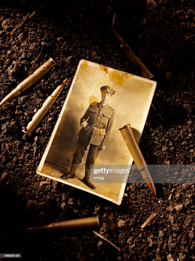 Ancestor de la Grande Guerre : Photo