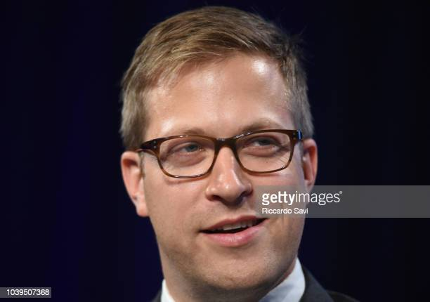 Anchor and Correspondent at MSNBC David Gura speaks onstage during the 2018 Concordia Annual Summit - Day 1 at Grand Hyatt New York on September 24,...