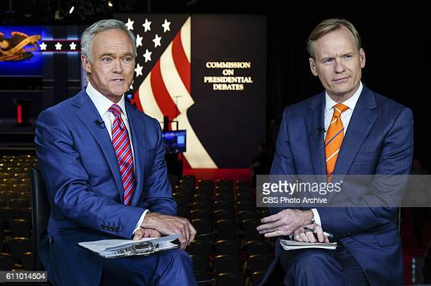 Anchor and Managing Editor Scott Pelley and FACE THE NATION Anchor and CBS News Political Director John Dickerson broadcast live from Hofstra...