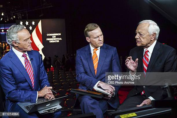 Anchor and Managing Editor Scott Pelley, FACE THE NATION Anchor and CBS News Political Director John Dickerson and CBS News Contributor Bob Schieffer...
