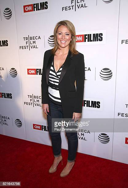 Anchor Brooke Baldwin at CNN Films Jeremiah Tower The Last Magnificent at TFF Panel Party on April 16 2016 in New York City 26123_001_0089JPG
