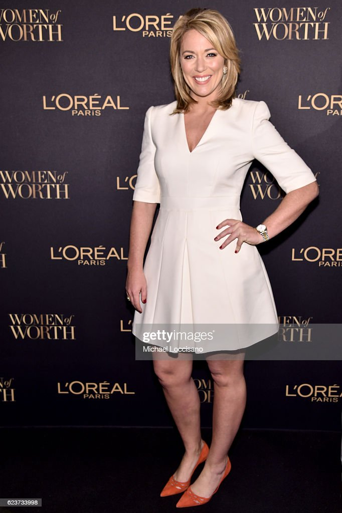 L'Oreal Paris Women of Worth Celebration 2016 - Arrivals : News Photo