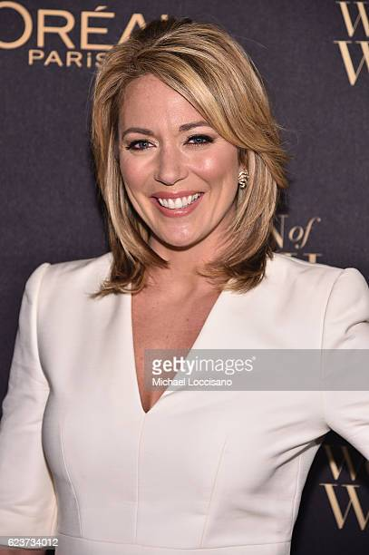 Anchor Brooke Baldwin attends the L'Oreal Paris Women of Worth Celebration 2016 Arrivals on November 16 2016 in New York City