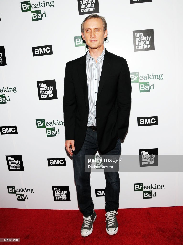 TV anchor Dan Abrams attends The Film Society Of Lincoln Center And AMC Celebration Of 'Breaking Bad' Final Episodes at The Film Society of Lincoln Center, Walter Reade Theatre on July 31, 2013 in New York City.