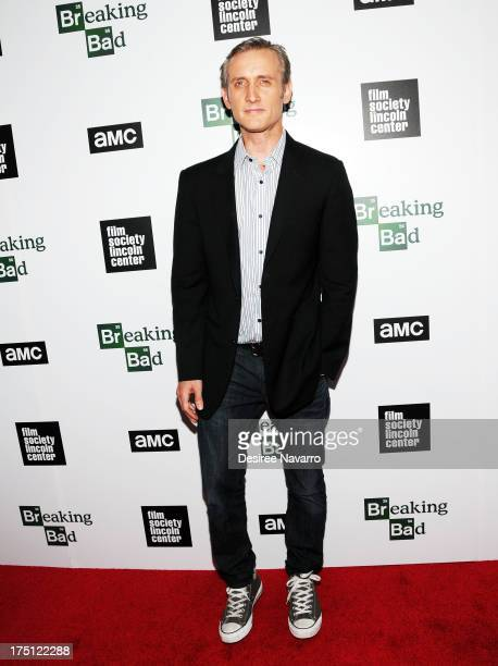 TV anchor Dan Abrams attends The Film Society Of Lincoln Center And AMC Celebration Of Breaking Bad Final Episodes at The Film Society of Lincoln...
