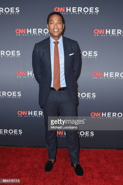 Anchor Don Lemon attends CNN Heroes 2017 at the American Museum of Natural History on December 17 2017 in New York City 27437_017