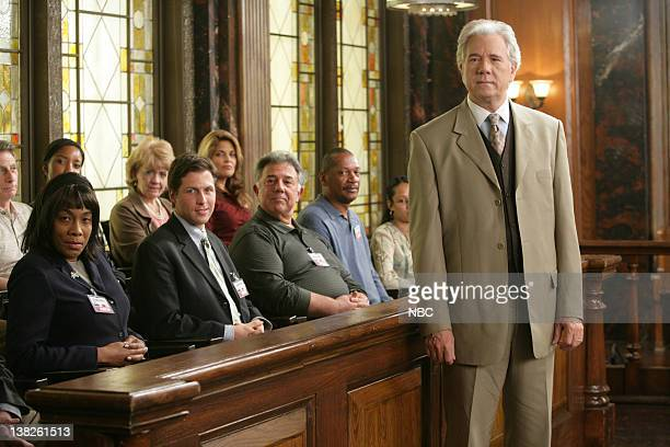 UNIT 'Anchor' Episode 11007 Air Date Pictured John Larroquette as Randall Carver