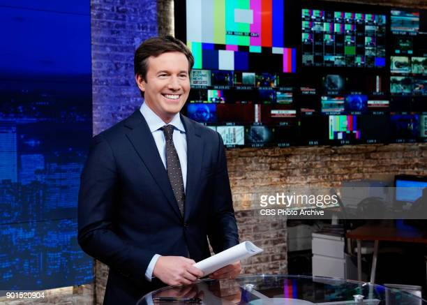 Anchor Jeff Glor of the CBS EVENING NEWS