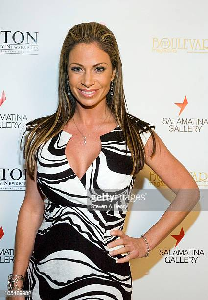 The Long Island Breast Cancer Action Coalition And The LIPSG Foundation fundraiser at Americana Manhasset at Salamantina Gallery on October 14 2010...