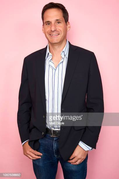 CNN anchor John Berman of CNN's Anthony Bourdain Parts Unknown poses for a portrait during the 2018 Tribeca TV Festival on September 22 2018 in New...