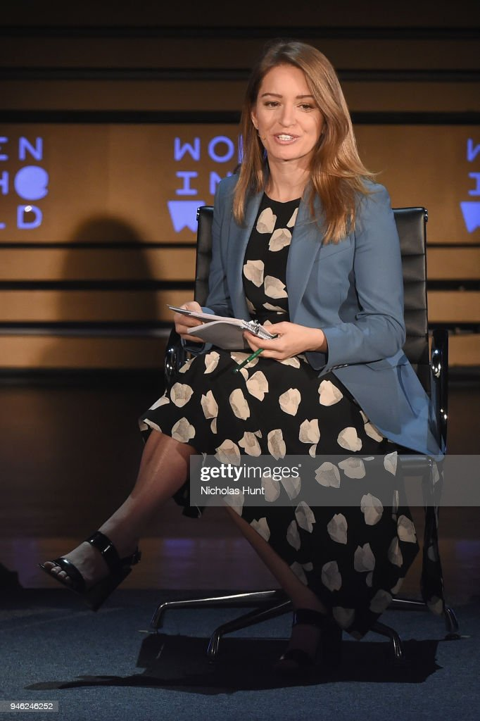 2018 Women In The World Summit
