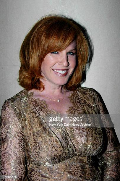 CNBC anchor Liz Claman cohosts the Muscular Dystrophy Association's 6th Annual Wings Over Wall Street benefit gala at the Marriott Marquis in Times...
