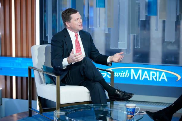 "NY: Chairman Of The U.S. Securities and Exchange Commission Jay Clayton Visits ""Mornings With Maria"""