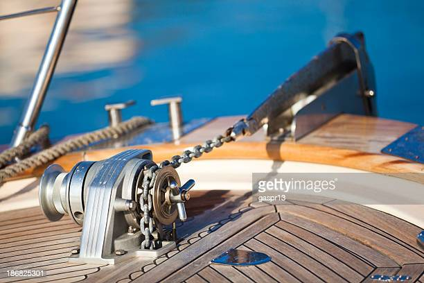 anchor winch