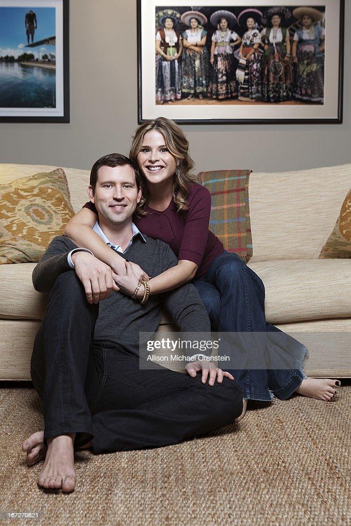 Jenna Bush Hager, People Magazine, December 24, 2012