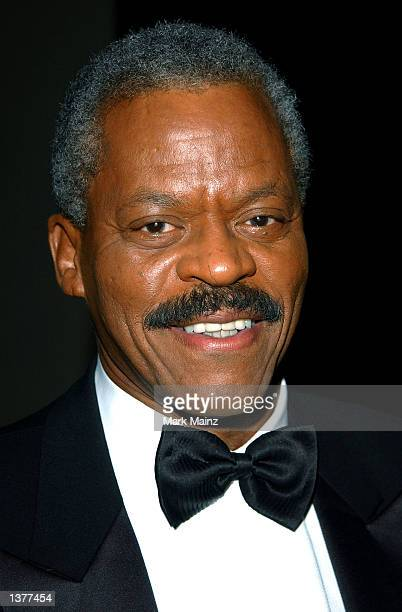Anchorman Bernard Shaw attends the 23rd Annual News and Documentary Emmy Awards on September 10, 2002 at the Mariott Marquis Hotel in New York City.