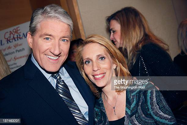 Anchors John King and Dana Bash at Childhelp's Annual Capitol Careaoke event held in the atrium ballroom at the Ronald Reagan Building. Founded in...