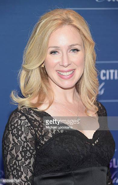 Anchorwoman Becky Quick attends the 8th Annual Clinton Global Citizen Awards at Sheraton Times Square on September 21 2014 in New York City