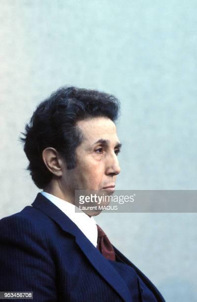 L'ancien président Ahmed Ben Bella en septembre 1981 en Algérie