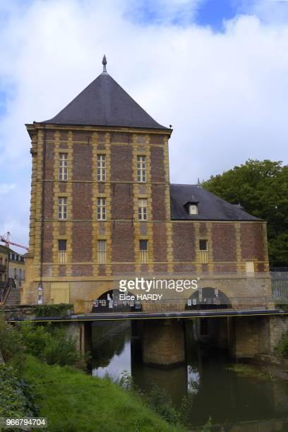Ancienne maison du poète Arthur Rimbaud devenue le Musée Rimbaud 22 septembre 2015 CharlevilleMézières Ardennes France