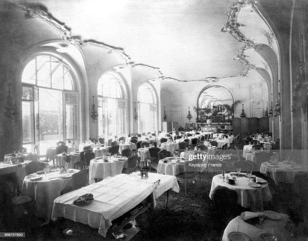 Salle A Manger Paris l'ancienne salle à manger de l'hôtel ritz à paris, france