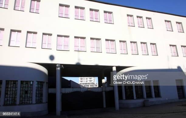 Ancienne usine reconvertie en musee du celebre Oskar Schindler l'industriel allemand membre du parti nazi qui sauva pendant la seconde guerre...