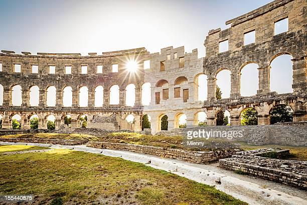 Antikes Amphitheater Pula, Kroatien