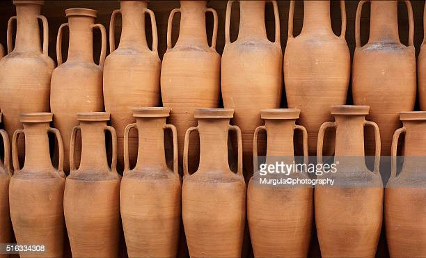 ancient amphorae