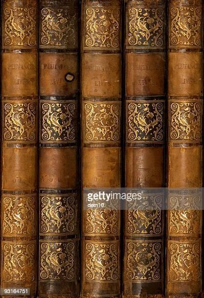 Livro antigo Costas