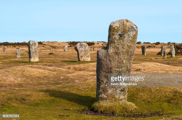 Ancient Ceremonial Stone Circle