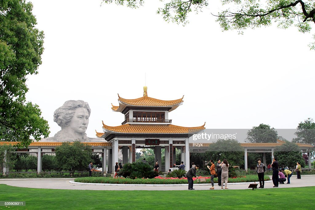 ancient Chinese traditional architectural landscape, south china : Stock Photo