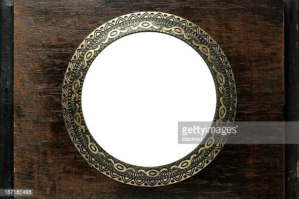Ancient Circle Frame